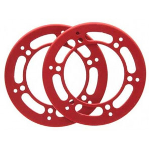 Axial 2.2 Rock Beadlock Ring Red ax8116