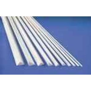 Pacific Balsa Wedge 1/2X1/2x36IN/12.5X12.5X915mm (1) 3142