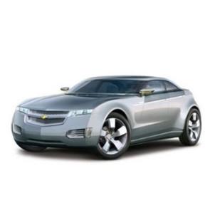 Bburago 1/32 Chevrolet Volt Concept Silver 43014