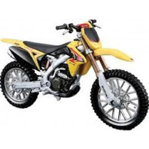 Bburago 1/18 Suzuki RM-Z450 (Cycle Collection) BB51048