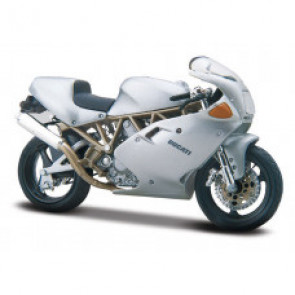 Bburago 1/18 Ducati Supersport 900FE 51063