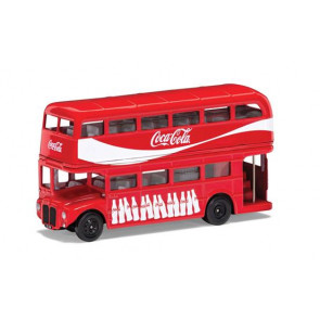 Corgi 1/64 Coca-Cola London Bus gs82332