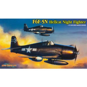 Cyber Hobby 1/72 F6F-5N Hellcat Night Version 5080
