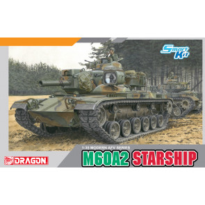 Dragon 1/35 M60A2 Starship - Smart Kit 3562