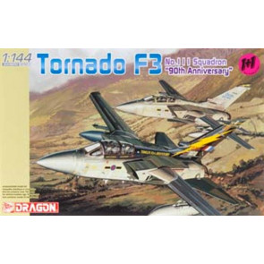 Dragon 1/144 RAF Tornado F-3 No.III Squad 90th A 4614