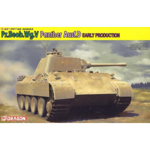Dragon 1/35 Pz.Beob.Wg.V Ausf.D Early Production 6813