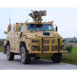 Dragon 1/72 Sas Bushmaster Model Kit 7701