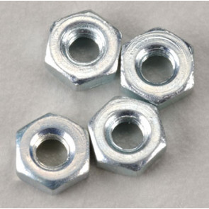 Dubro Hex Nuts 2.5mm (4) 2104