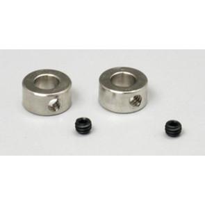 Dubro Dura-Collars 1/4in (2) 244