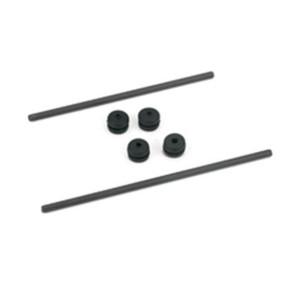 E-flite Body Mount Rod & Grommet Set: BCX/2 eflh1226