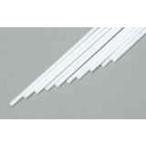 Evergreen Rod Styrene Plastic .025Inch (0.64x355mm) (10pc) 219