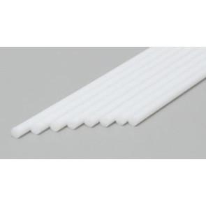 Evergreen Rod Styrene Plastic .047Inch (1.2x355mm) (10pc) 221