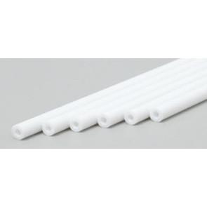 Evergreen Tube Styrene Plastic .093Inch (2.4x355mm) (6pc) 223