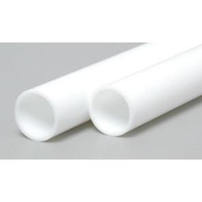 Evergreen Tube Styrene Plastic .375Inch (9.5x355mm) (2pc) 232
