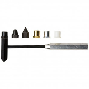 Excel Combo Hammer w/ 7 Changeable Heads 50500