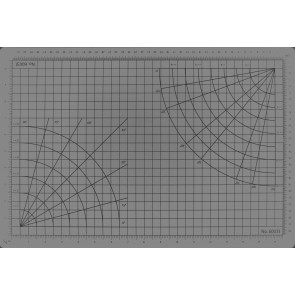 Excel Self Healing Cutting Mat 18X24INch Clear 60032