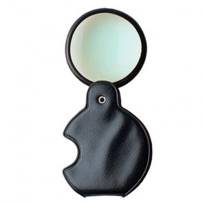 Excel Pocket Magnifier With Glass Lens 70006
