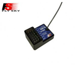 Flysky 2.4G 6CH BS6 RC Receiver For FS-GT5 fs-bs6