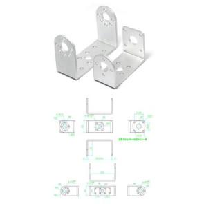 Feetech FK-US002 Aluminum U-shaped Bracket Set For Servo