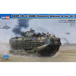 Hobby Boss 1/35 AAVP-7A1 w/Enhanced Applique Armor Kit 82414