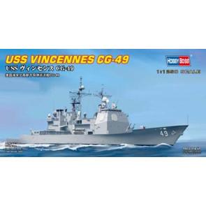 Hobby Boss 1/1250 USS Vincnnes CG-49 82502