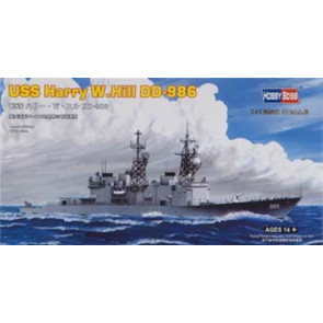 Hobby Boss 1/1250 USS Harry H Hill DD-986 82506