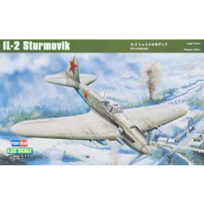Hobby Boss 1/32 IL-2 Sturmovik Ground Attack Aircraft 83201