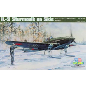 Hobby Boss 1/32 IL-2 Sturmovik On Skis 83202