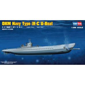 Hobby Boss 1/350 DKM Navy Type lX-C U-Boat 83508
