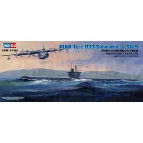 Hobby Boss 1/350 PLA Navy Type 033 Romeo 83515