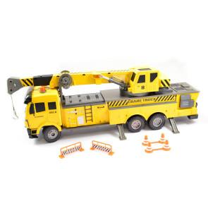 Hobby Engine 1/18 Premium Label Digital 2.4G Crane Truck 0712