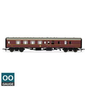 Hornby Hogwarts MK1 BSK Nos. 99723 | OO Gauge r4935