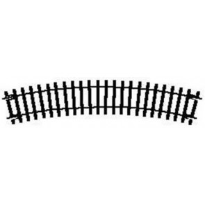 Hornby OO Curve 2nd Radius 438mm 22.5d Track r606