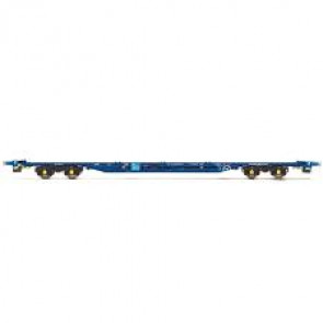 Hornby KFA Intermodal Wagon (No Containers), Tiphook Rail, 93315 | OO Gauge r6926