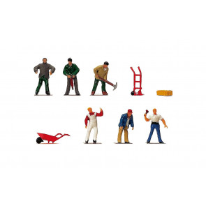 Hornby Working People r7117