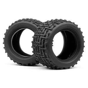 Hpi Tire Bullet St Ammunition Tires (2Pcs) 101308