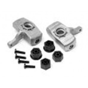 Hpi Hub Carrier Upright Set Left/Right Mini Trophy 104851