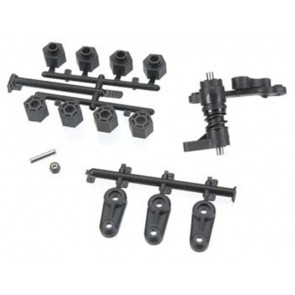 Hpi Steering Arm/Servo Saver Set Savage Xs 105300