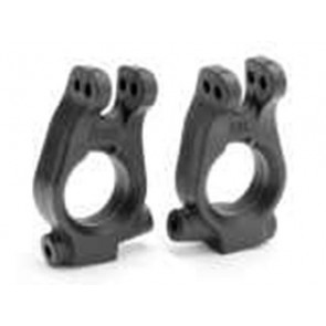 Hpi Hub Carrier Set (Black) 85505