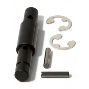 Hpi Idler Shaft 6X8X45Mm Black 86088