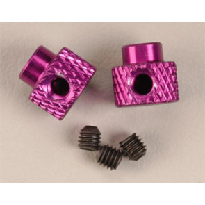 Hpi Collet Collar Knurled (2) 86575