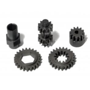Hpi Starter Gear Set Motor Unit Roto Start 87114