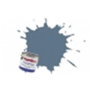 Humbrol Enamel 144 Intermediate Blue Matt Finish 14ml Tinlet hum