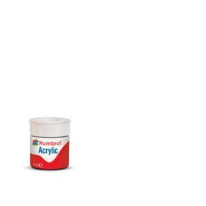 Humbrol Acrylic Paint 248 RLM 78 Himmelblau Matt -14ml 248a