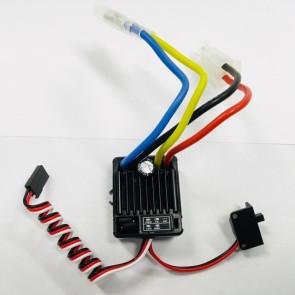 Hobbywing Brushed Wp 60Amp Esc With Tamiya Plug apwp1060