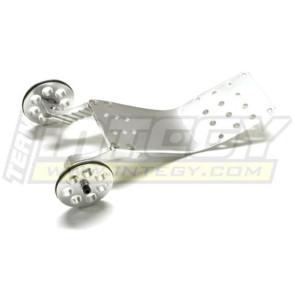 Integy EVO3 Willy Bar T-Maxx 3.3 Silver t3706silver