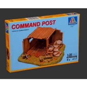 Italeri 1/35 Command Post No.417