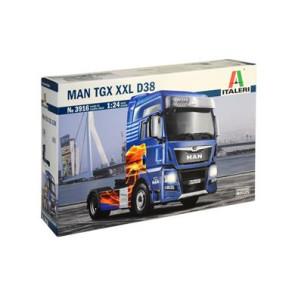 Italeri 1/24 Man Tgx Xxl D38 3916