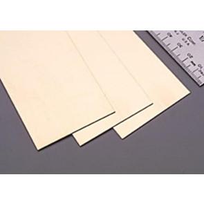K&S Brass Strips .025x2Inch (1) 8239