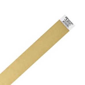 K&S Brass Strips .032x2Inch (1) 8244